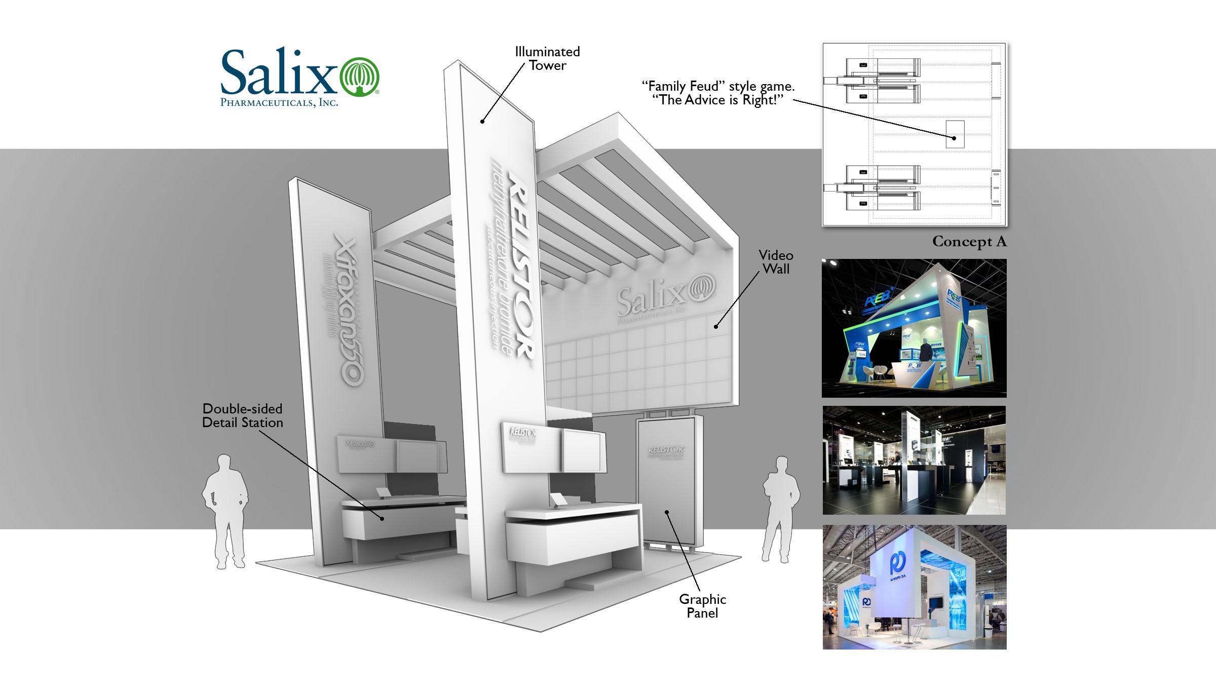 Freelance Exhibition Stand Design : Salix core design group freelance exhibit