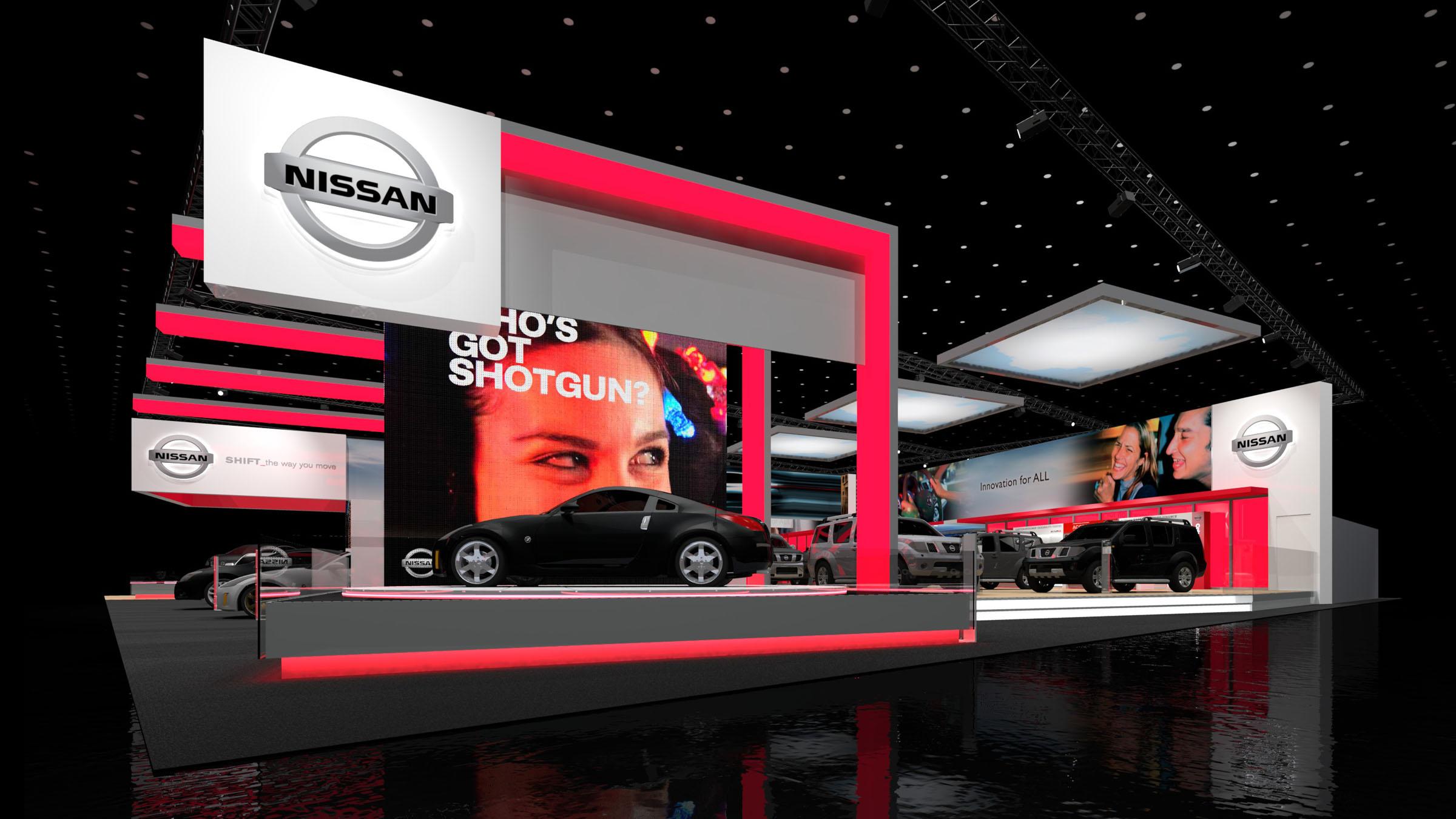 Nissan core design group - Car design show ...