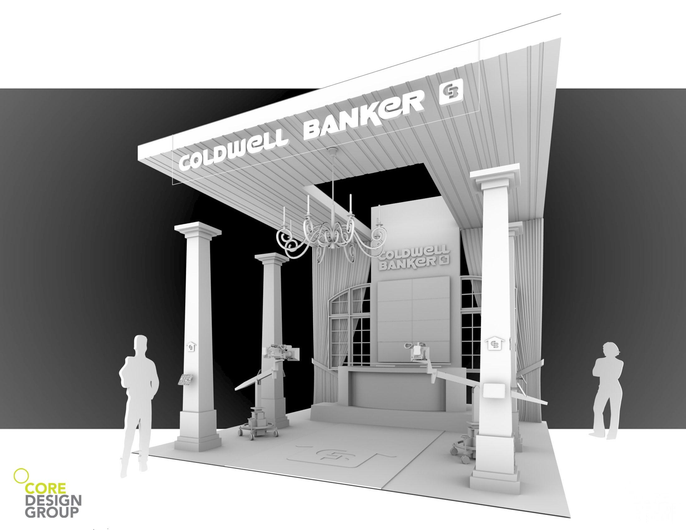 Freelance Exhibition Stand Design : Exhibits portfolio core design group freelance exhibit