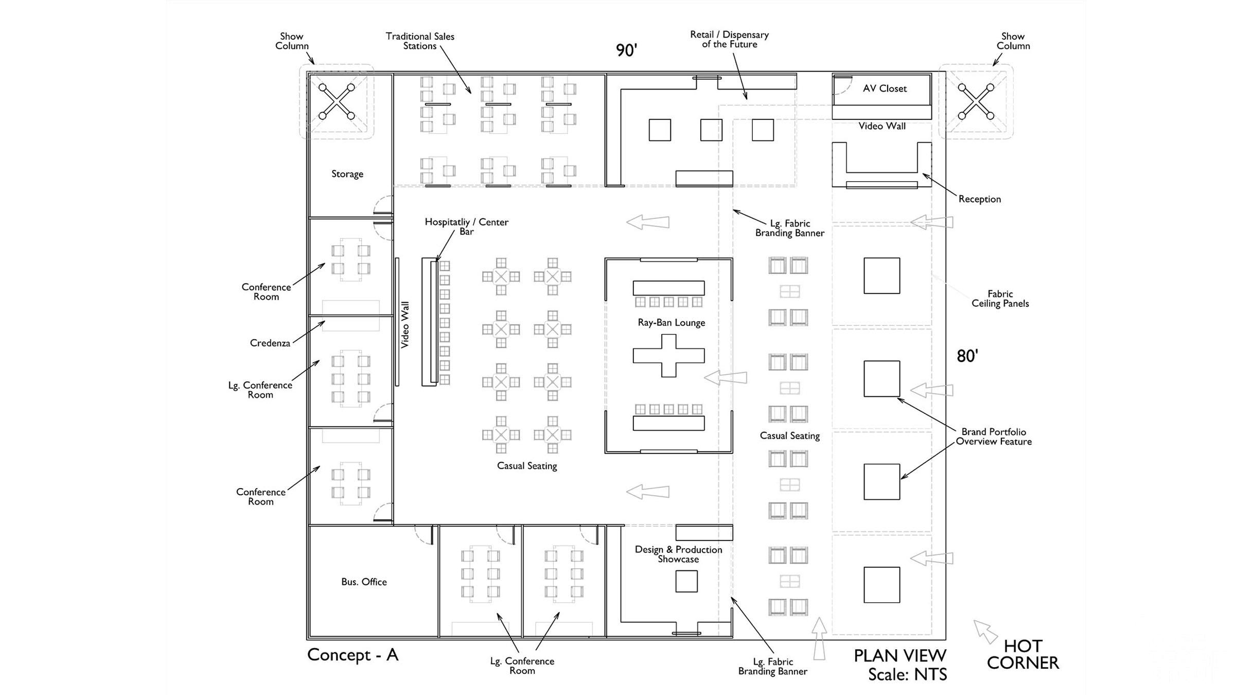 Our Design Process Floor Plans Core Design Group